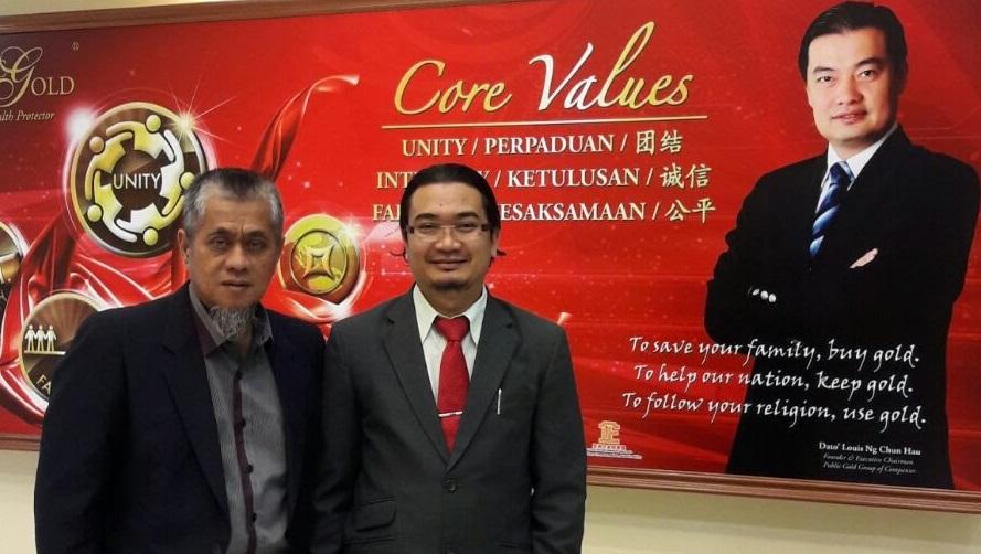 Mohd Suliman & Syukor Hashim