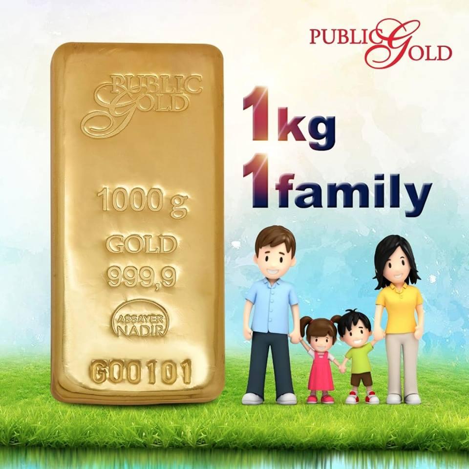 one gold dinar